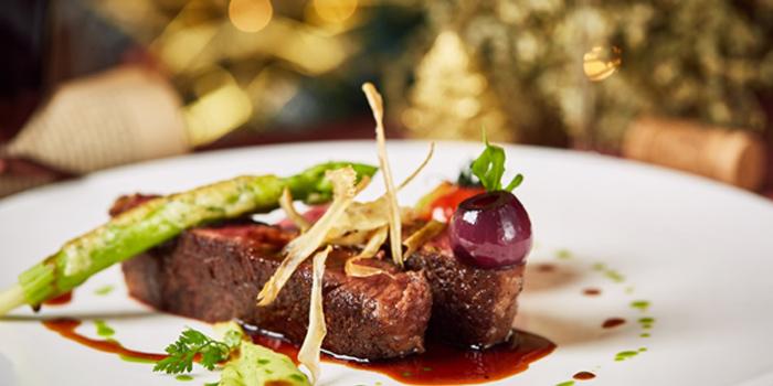 Steak of Reve Kitchen located in Minhang, Shanghai