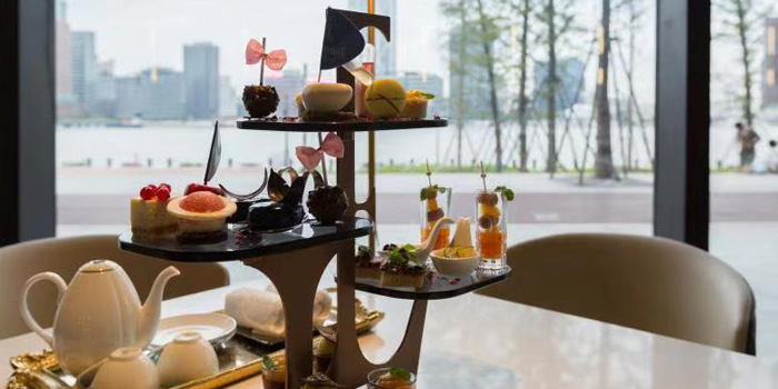 Afternoon Tea of Large Eight Lounge & Restaurant