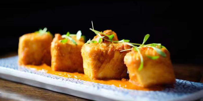Appetizer of Lychee located on Fuxing Xi Lu, Xuhui, Shanghai