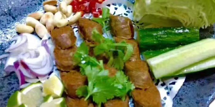 Appetizer of CHIANGMAI Thai Cuisine located in Jing