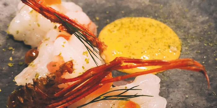 Shrimp of Azabu Dining located in Huangpu, Shanghai