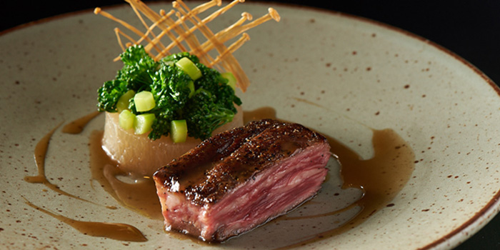 Beef of Daimon Gastrolounge located in Huangpu, Shanghai