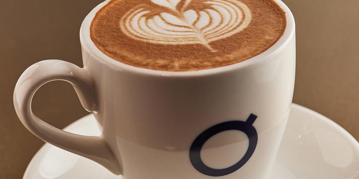 Coffee of MOMÉNT located in Huangpu, Shanghai
