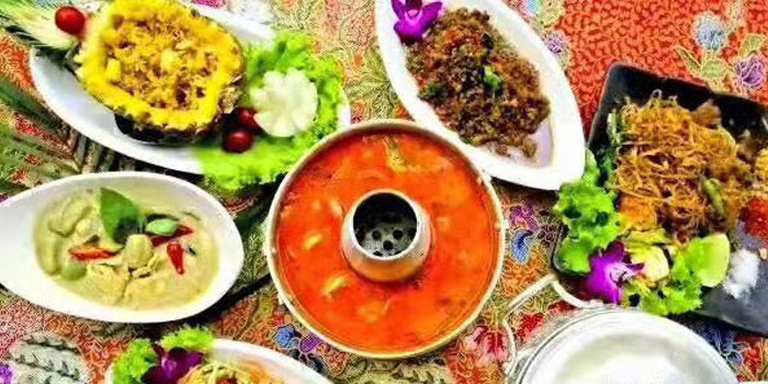 Curry of CHIANGMAI Thai Cuisine located in Jing