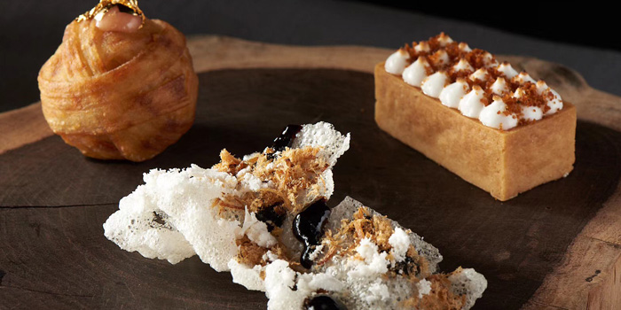 Dessert of Daimon Gastrolounge located in Huangpu, Shanghai