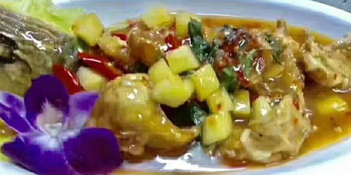 Fish  of CHIANGMAI Thai Cuisine located in Jing