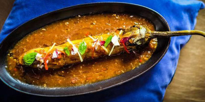 Food of Lychee located on Fuxing Xi Lu, Xuhui, Shanghai