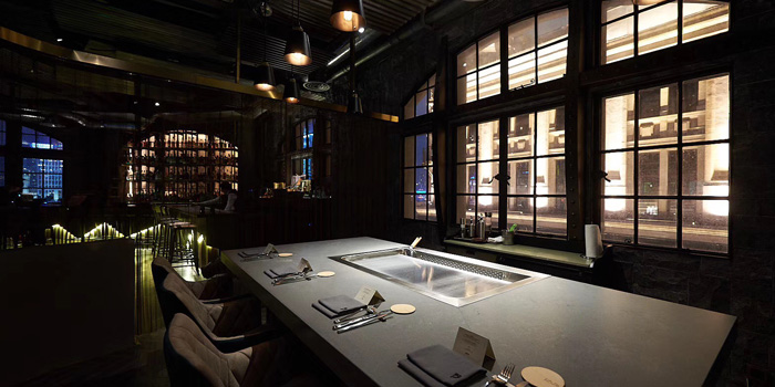 Indoor of Daimon Gastrolounge located in Huangpu, Shanghai