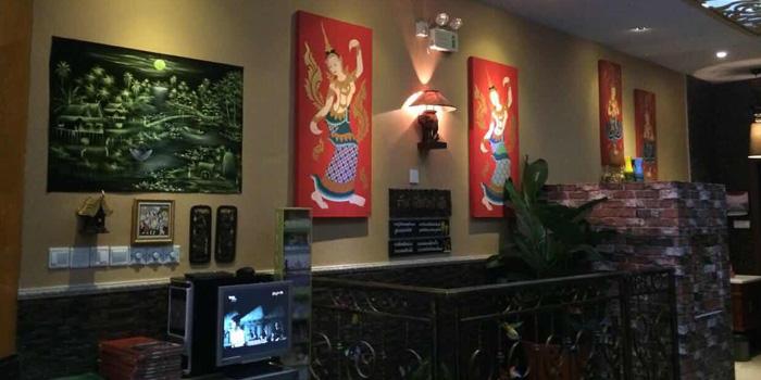 Indoor of CHIANGMAI Thai Cuisine located in Jing
