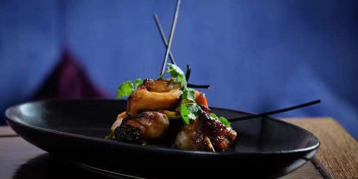 Mains of Lychee located on Fuxing Xi Lu, Xuhui, Shanghai