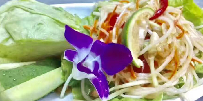 Salads of CHIANGMAI Thai Cuisine located in Jing