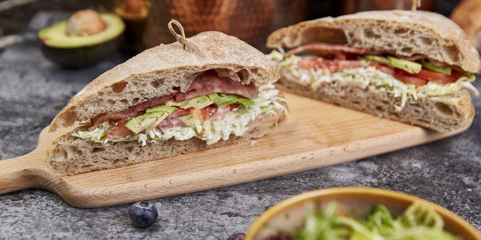 Sandwich of 500 Restaurant & Bar (Indigo Hotel)