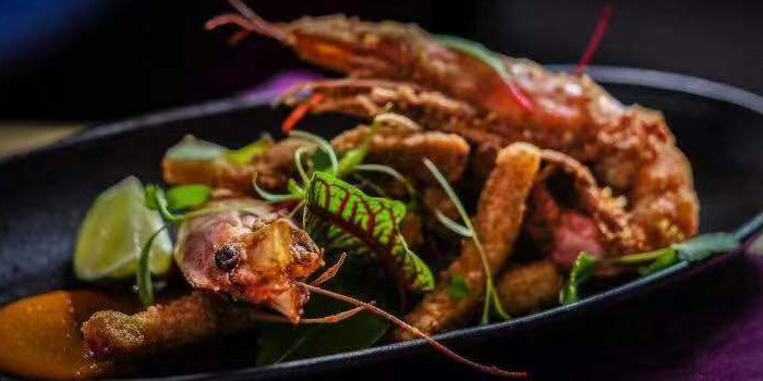 Seafood of Lychee located on Fuxing Xi Lu, Xuhui, Shanghai