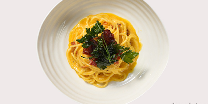 Spaghetti of Meanwhlie located in Huangpu, Shanghai