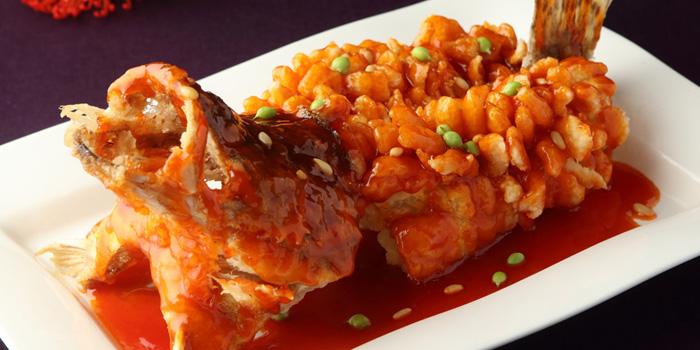 Mandarin Fish of RIVIERA SONGHELOU located in Huangpu, Shanghai