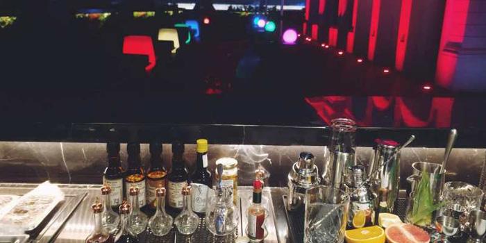 Bar of 188@Bar (Hotel Indigo Shanghai Hongqiao) located in Minhang, Shanghai