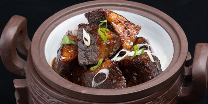 Beef from Crystal Jade Restaurant (Disneyland) located in Pudong, Shanghai