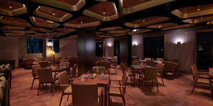 FOGO Rooftop Bar & Restaurant located in Huangpu, Shanghai