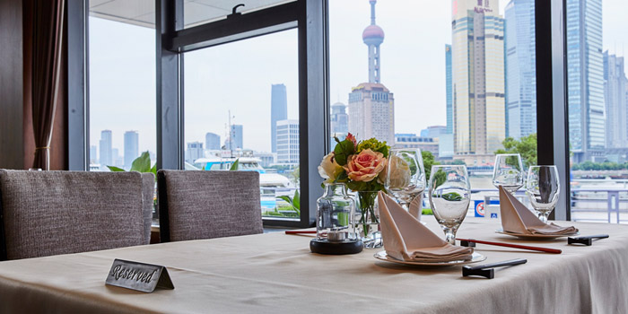 Indoor of RIVIERA SONGHELOU located in Huangpu, Shanghai