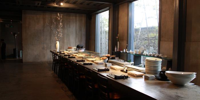 Indoor of Shintori located Jing
