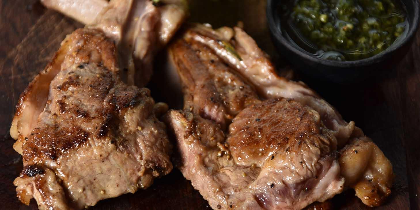 Lamb Chop of El Bodegon (Panyu Lu) located in Changning, Shanghai