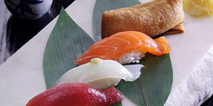 Sushi of Shintori located Jing