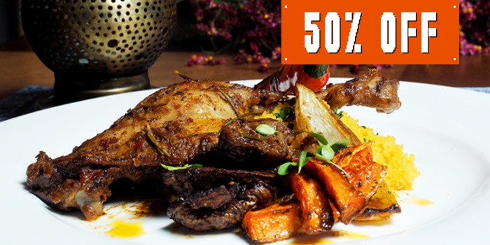 Tajine Moroccan Restaurant & Lounge
