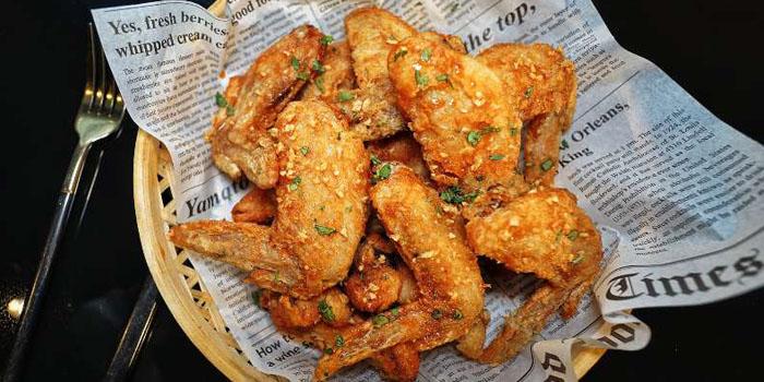 Chicken Wing of Shake Restaurant & Bar located on Maoming Nan Lu, Luwan District, Shanghai, China