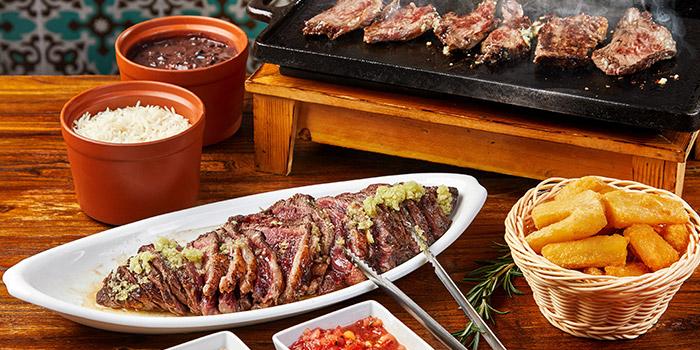 Meat of Boteco Brazilian Bar and Food located on Julu Lu, Jing