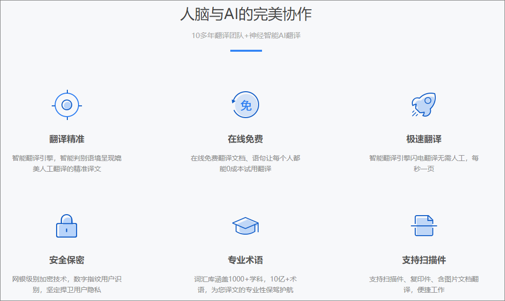 郑州文档翻译优势