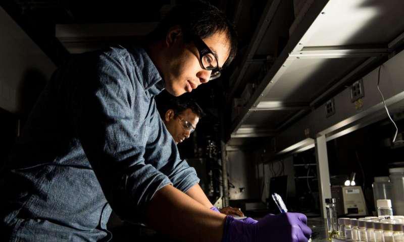 西北太平洋国家实验室的科学家开发了一种新型催化剂.png