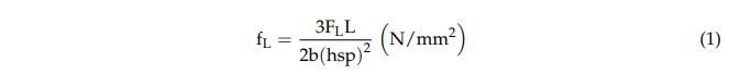 计算出在出现第一裂纹时相应的作用应力的公式.png