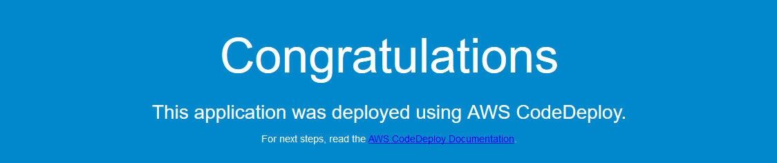 新上线!AWS CodeDeploy自动部署初相识
