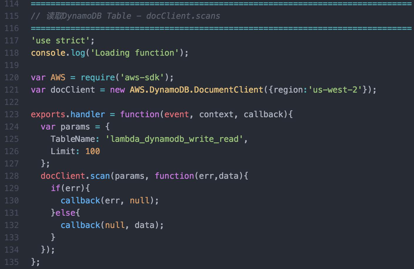 带您玩转Lambda,轻松构建Serverless后台!