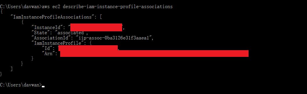 使用AWS控制台或命令行将AWS IAM角色附加到现有的Amazon EC2实例中