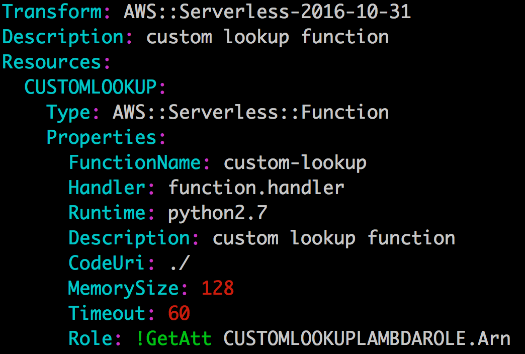 使用AWS Lambda和Amazon DynamoDB自动管理AWS CloudFormation模板中的Parameters和Mappings