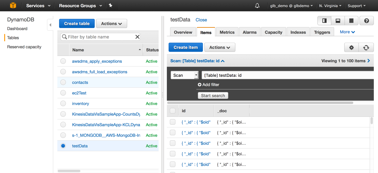 数据库迁移服务DMS——手把手教你玩转MongoDB到DynamoDB之间数据库迁移