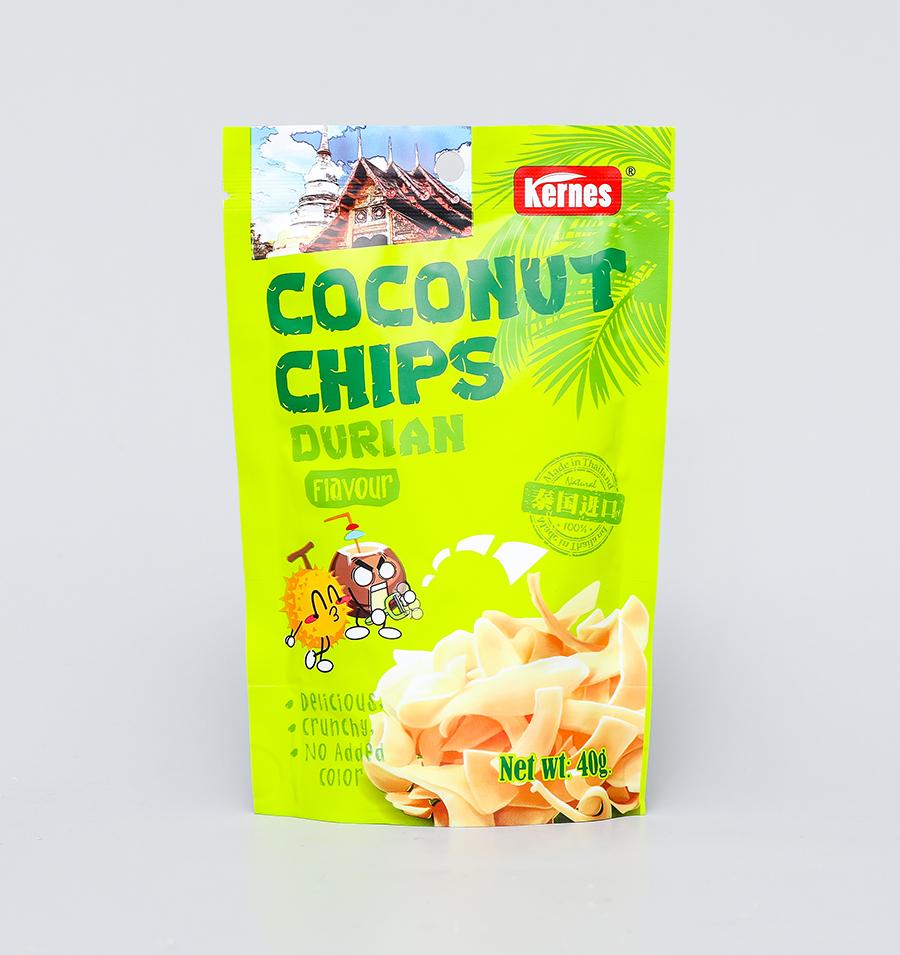 榴莲味椰子片