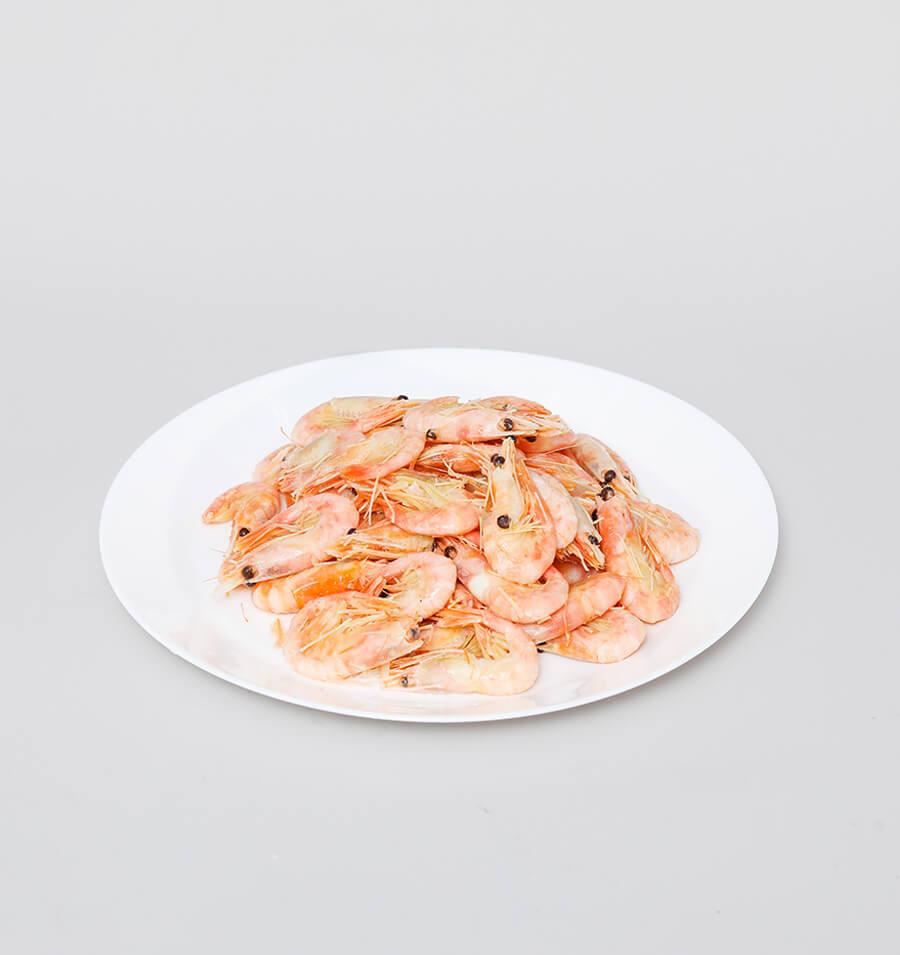 加拿大北极甜虾(熟冻)