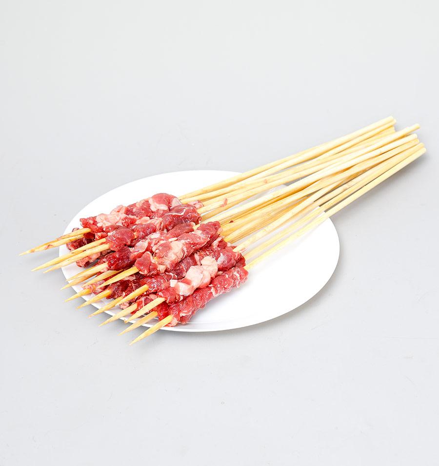 呼伦沁冻牛肉串(原味)