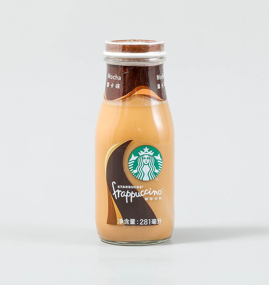 星冰乐摩卡味咖啡饮料