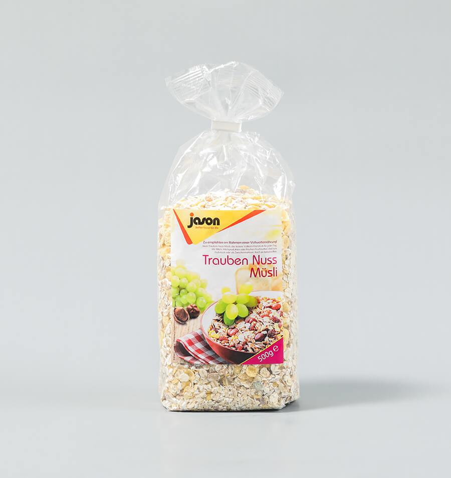 葡萄干果仁非即食麦片