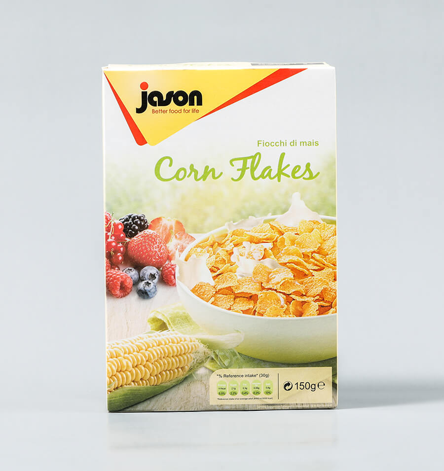 即食玉米片