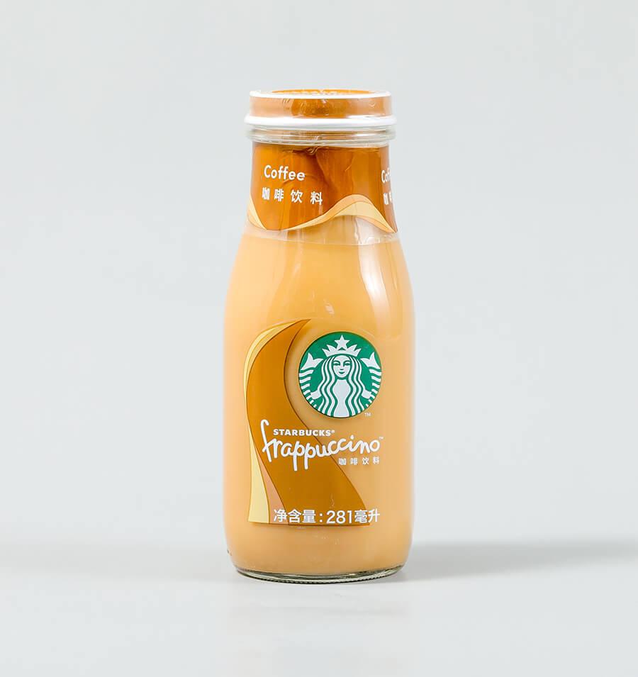 星冰乐咖啡味咖啡饮料