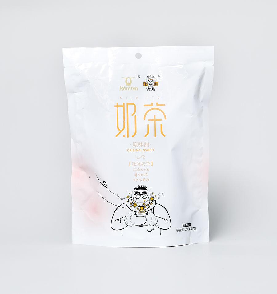 奶茶原味甜