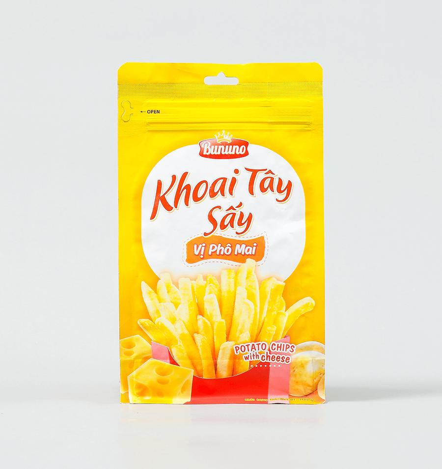 香脆地瓜条
