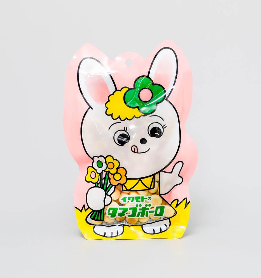 小馒头饼干兔子外形袋装