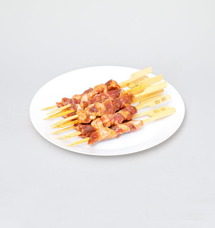 冻牛肉串(孜然味)