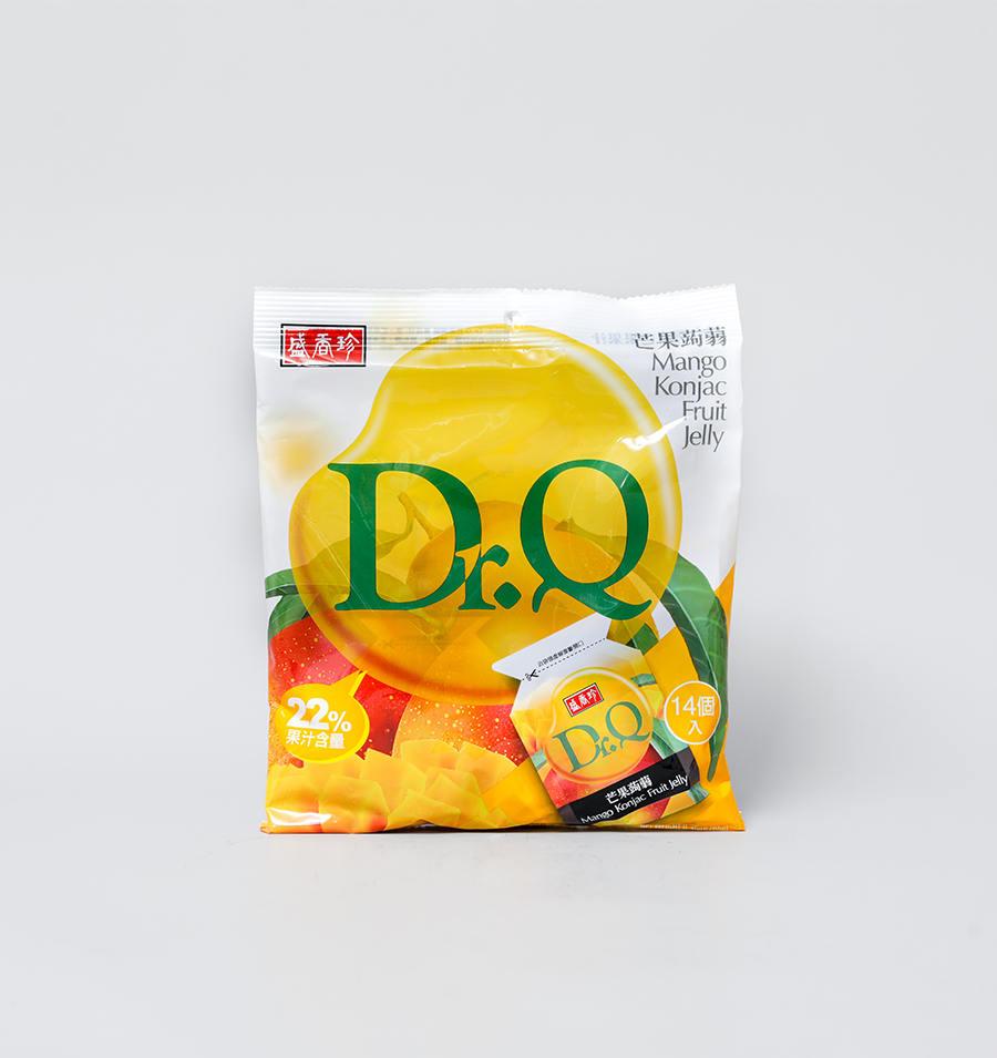 果汁蒟蒻芒果味果冻
