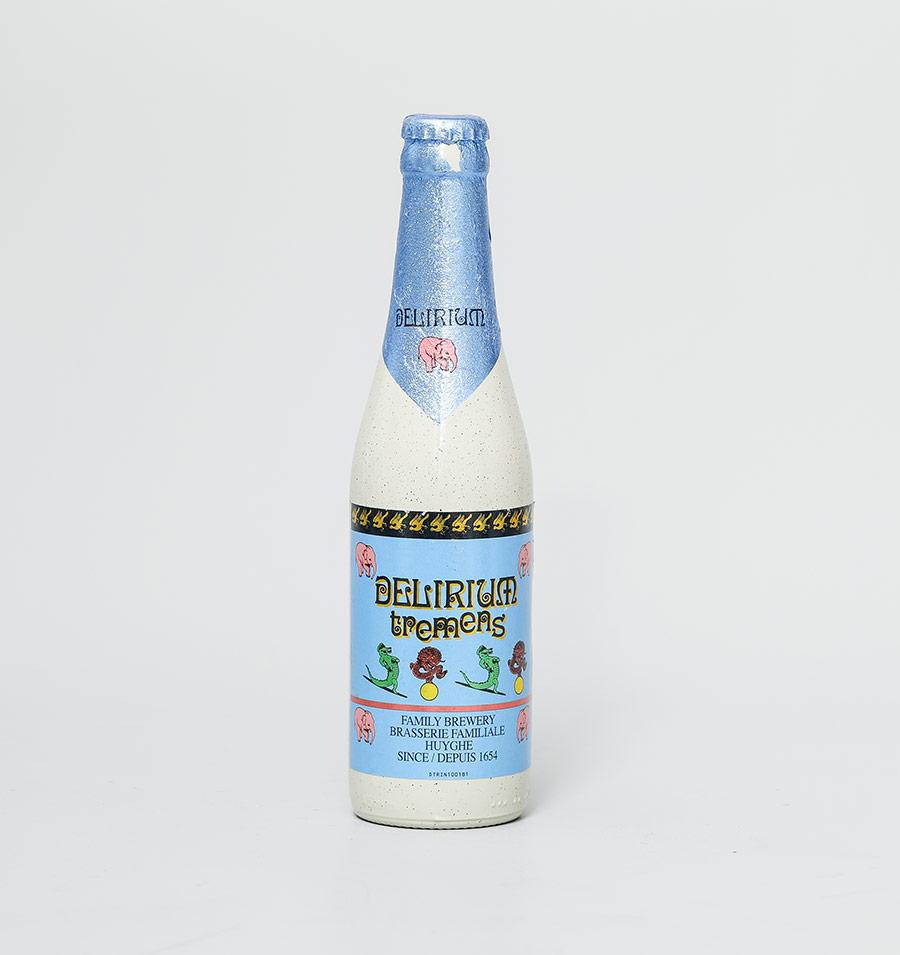 比利时浅粉象啤酒